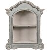 Hazelwood Home Arched Wall Shelf