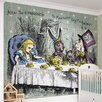 ohpopsi Tea Party 3m x 240cm Wall Mural