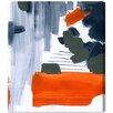 Oliver Gal Artana 'Muralla' Art Print Wrapped on Canvas