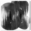 Oliver Gal Artana 'Midnight Rain' Art Print Wrapped on Canvas