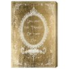 Oliver Gal The Fairest Gold' by Art Remedy Typography Wrapped on Canvas