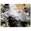 Oliver Gal Diamond Crystals' by Art Remedy Graphic Art Wrapped on Canvas