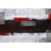 Marmont Hill 'Falling Reality' Graphic Art Wrapped on Canvas