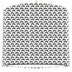 I-like-Paper 30 cm Lampenschirm Black Sparrow aus Tyvek