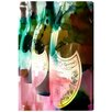 Oliver Gal 'Champagne Feast' by Art Remedy Graphic Art Wrapped on Canvas