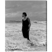 Oliver Gal 'Soy la Mar' by Ekaterina Juskowski Photographic Print Wrapped on Canvas