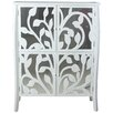 Castleton Home Laura 4 Door Cabinet