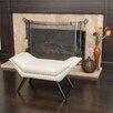 NobleHouse Rosie Upholstered Bedroom Bench