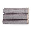 Deyongs 1846 Redwood Stripe Jacquard Cotton Bath Sheet