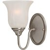 Hardware House Saturn 1-Light Wall Sconce