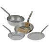 de Buyer Mineral B Element 4-Piece Frying pan Set