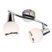 Nino Leuchten Loris 2 Light Track Lighting Kit