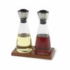 Cole & Mason Flow Select 2 Piece Cruet Set