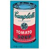 Castleton Home 'Campbell's Soup Can, 1965' by Warhol Vintage Advertisement