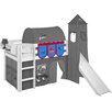 Wrigglebox Spiderman Bunk Bed Pockets