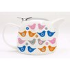 ECP Design Ltd Love Birds 0.75L Porcelain Teapot