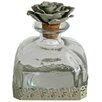 Castleton Home Rose Stopper Decorative Bottle