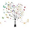 Walplus Wandsticker Nursery Room Photo Tree