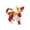 Goebel Walking Cassiano Cat Figurine