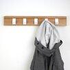 GarageEight Wall Mounted Coat Rack