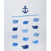 Little Love by Nojo Little Love Separates Whale Ceiling Mobile