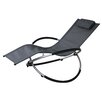Wade Logan Clifford Outdoor Lounge Rocking Chair