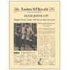 Castleton Home 'Elvis Joins Up!' by the Vintage Collection Vintage Advertisement