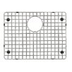 "Nantucket Sinks Premium 20.63"" x 15.75"" Bottom Grid"