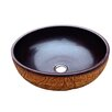 Dawn USA Ceramic Circular Vessel Bathroom Sink