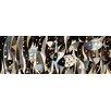"""DEInternationalGraphics Grafikdruck """"Poissons noir et gris"""" von Martine Wentzeis"""