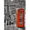 "DEInternationalGraphics Fotodruck ""London Phone"" von Aurélien Terrible"