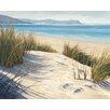 """DEInternationalGraphics Fotodruck """"Afternoon Dunes"""" von Caroline Atkinson"""