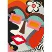 """DEInternationalGraphics Kunstdruck """"Far Away"""" von Marjolijn van Ginkel"""