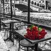 """DEInternationalGraphics Fotodruck """"Venice II"""" von Assaf Frank"""