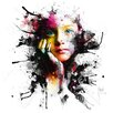 DEInternationalGraphics No War for Our Children by Patrice Murciano Painting Print