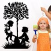 Style and Apply Playing Kids Wall Decal