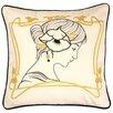 Woven Magic Art Nouvo Scatter Cushion