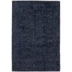 Sitap Spa. Mydesign Hand-Woven Dark Blue Area Rug