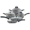 Pensofal Biostone Vesuvius 5-Piece Non-Stick Cookware Set