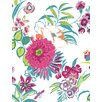 Holden Decor Coctail 10m L x 53cm W  Floral and Botanical Roll Wallpaper