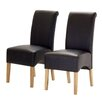 Heartlands Furniture Hilton Upholstered Dining Chair (Set of 2)
