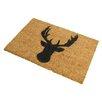 Artsy Doormats Stagshead Doormat