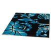 Rugstack Picasso Teal Area Rug