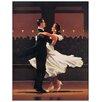 Castleton Home 'Take This Waltz' by Jack Vettriano Art Print