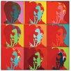 Castleton Home 'Self Portrait' by Warhol Graphic Art