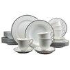 Creatable Astra Platin 30 Piece Dinnerware Set