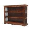 Prestington Heritage Low Wide 100cm Standard Bookcase