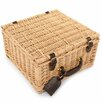 Greenfield Chilworth Willow Picnic Hamper for Two People