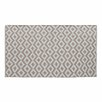 Castleton Home Ossie Beige/White Area Rug