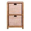 Hallowood Furniture New Waverly 2 Basket Chest